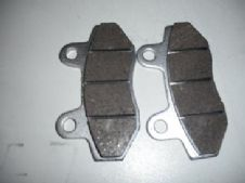 NISSIN High performance Sintered brake pads